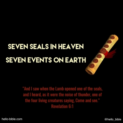 37. The Seven Seals: general view * Revelation 6