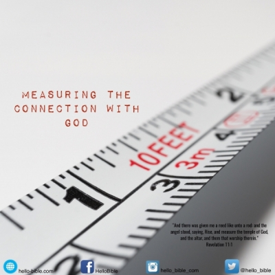 70. The measuring: A reed that could measure the temple of God, the altar, and the worshipers * Revelation 11:1 - Part 1 of 2