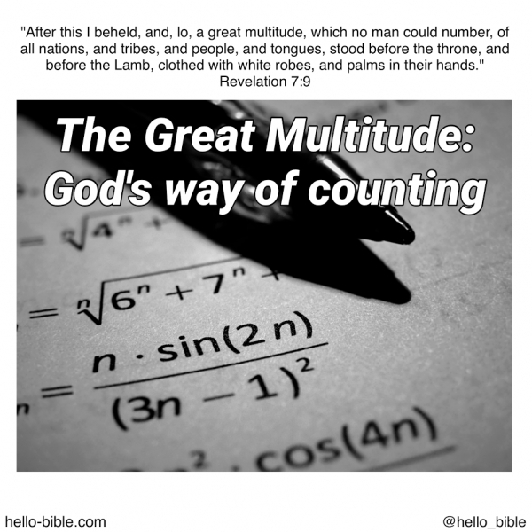 48. The great multitude * Revelation 7:9-12