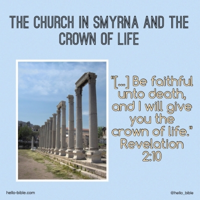16. Church in Smyrna, from tribulation to victory * Revelation 2:8-11, Part 2 of 2